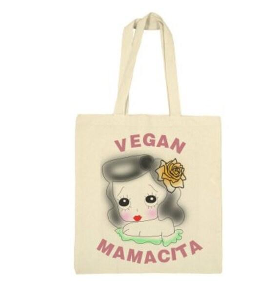 Vegan Mamacita tote bag