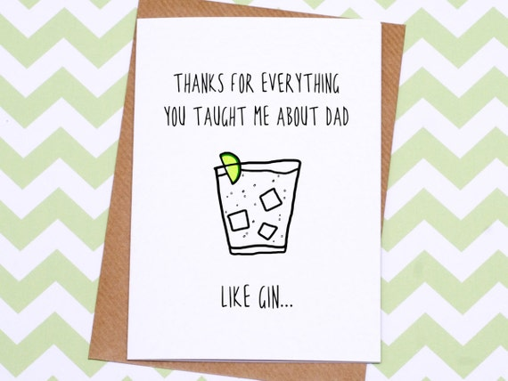 fathers day card