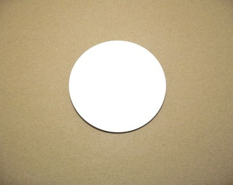 3 Inch Cardstock Paper Circles