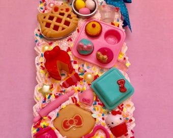 Kawaii iphone 6 6s cat bakery