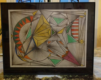 Abstract Geometry by Eloiza