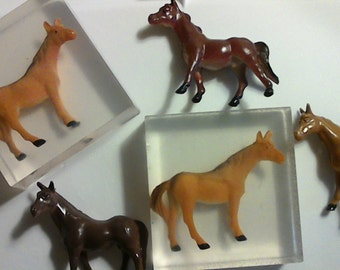 Horse Soap 1  Horse in a soap party favor     Western Birthday Party   Pony soap