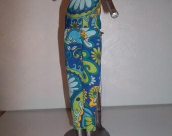 Barbie 70's  Capri Pants Suit