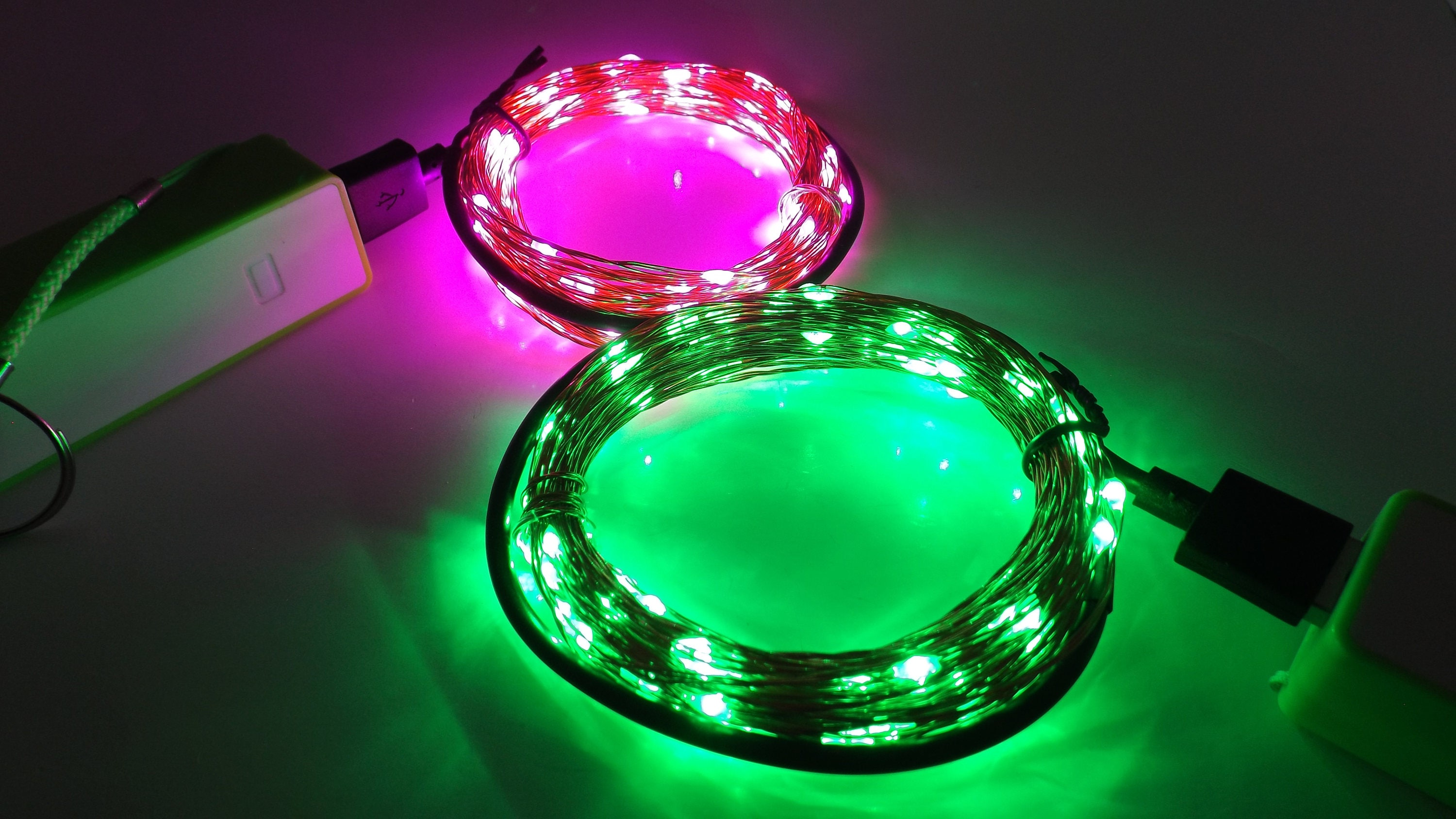 led lights trendy interior places glowing green use that in corridor design pink also wall with can lighting house home