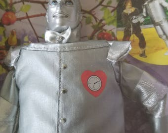 Ken as Tinman