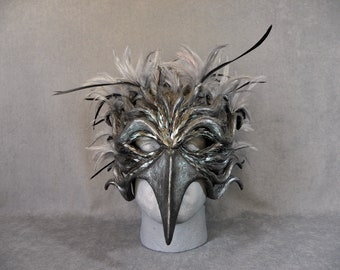 Gothic Birdbeastie Masquerade mask