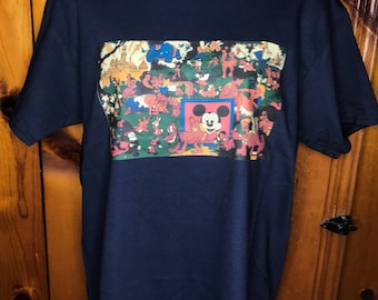 Disneyland Orgy T-shirt