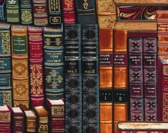 Timeless Treasures - Library - CM8214 - Multi - Books - Novels - Library Books