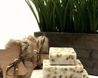 ReBourne Raw Shea Butter Bar Soap