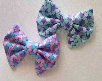 Mermaid bow pack