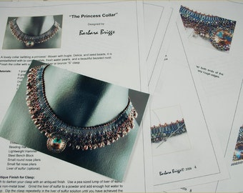 "Tutorial for ""The Princess Collar"""