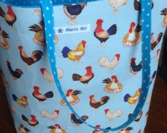 Chicken design bag