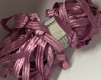 Ice Ribbon Yarn Rose Pink  50gr - 50m