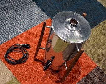 REGAL Rocket Coffee Maker Urn – Atomic Age Awesomeness