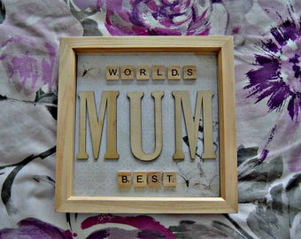 WORLD'S BEST    Mother's Day Collection