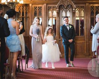 Ivory Tutu, tutu, girls tutu, flower girl tutu, flower girl dress, bridesmaid tutu, adult tutu, wedding tutu, silver grey tutu, tulle skirt