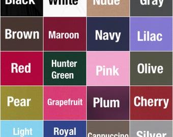 Color & Print Charts