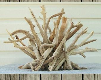 Driftwood Sculpture, Driftwood Table Decor, Driftwood Table Sculpture, Wood Sculpture, Driftwood Art Home Decor, Beach Decor, Coastal Decor