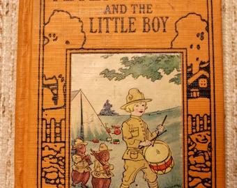 Peter Rabbit and the Little Boy Children's Book, 1935
