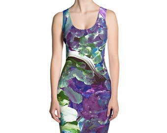 Flora Borealis Dress