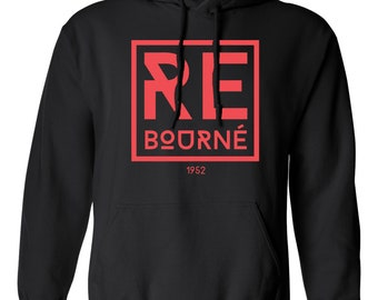 INFARED- ReBourne Logo Hoodie