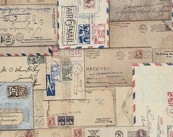 Eclectic Elements - Letter - Tim Holtz - WPTH048.8NEUT