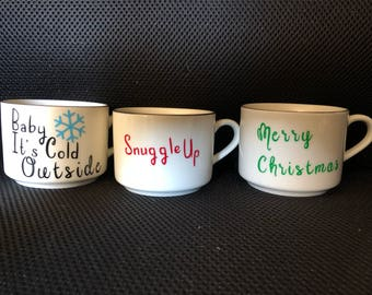 Mug Set Holidays