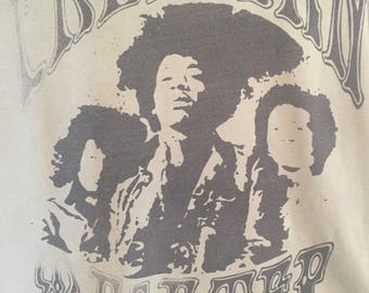 Jimi HENDRIX T-Shirt / T.Porter FREEMAN. Vintage Tee, rare and worship. Early 90s.