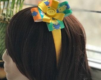 Minion Hair Accesories