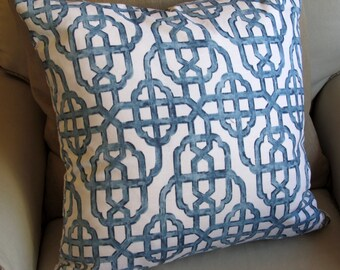 IMPERIAL SEASIDE Decorative, Throw, Lumbar pillow cover 18x18, 20x20, 22x22, 24x24, 26x26, 10x20, 12x20, 13x26