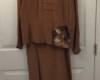 Lillie Rubin 100% Silk, Size 14