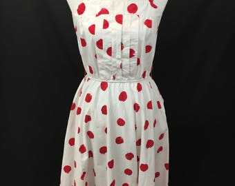 80's Polka Dot Sundress