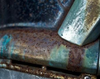 Rusty '57 Chevy
