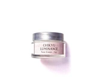 Daytime Cream, Daytime Moisturizer, Vegan Face Cream, Anti Aging Moisturizer, Natural Moisturizer for Face, LUMINANCE Face Cream