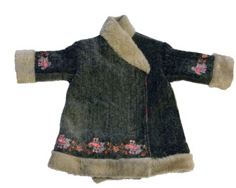 Coat baby Petrushka