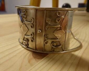 handmade sterling 925 silver bracelet