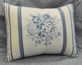 Decorative Pillow - Floral Pillow - Accent Pillow