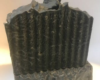 Activated Charcoal Soap-Natural Soap-Handmade Soap-
