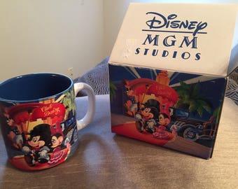 Vintage 1987 Disney Mug