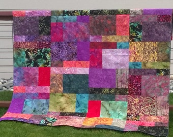 Let's Do The Twist Quilt Pattern