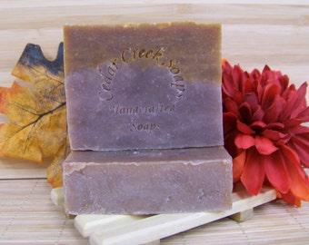 Mango Aloe Soap  Cold Processed Soap  Old Fashioned Soap Vegan Soap