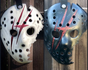 Jason Voorhees Mask from Friday the 13th Video Game ~ Savini Design