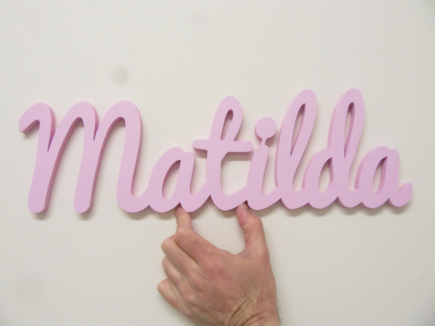 Baby name signs and plaquesmatilda girl boy personalized zoom negle Choice Image