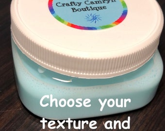Create your own Slime, Choose Your Slime Texture and Color! FREE SHIPPING!