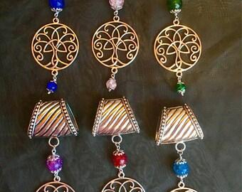 Scarf Yggdrasil tree of life jewelry