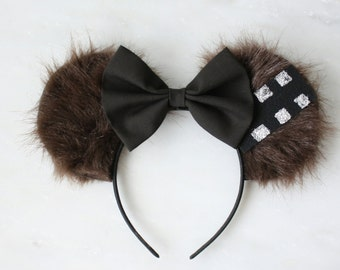 Chewbacca Mouse Ears