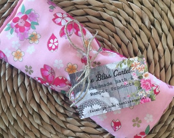 Lavender eye mask, lavender eye pillow, yoga mask, yoga pillow, heat pack, cold pack, relaxation gift, eye pillow, spa gift, Mother's Day