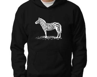 Hashtag Zebra Hoodie vft5weS3m