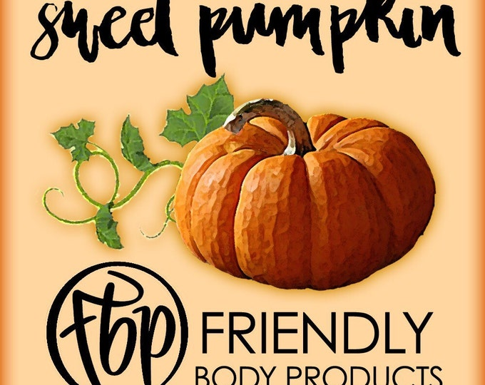 Soy Candle - Pumpkin Candle