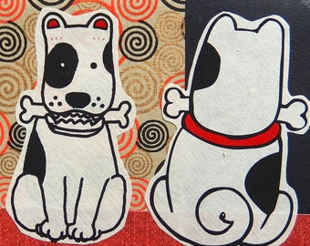 Give A Dog A Bone card collection